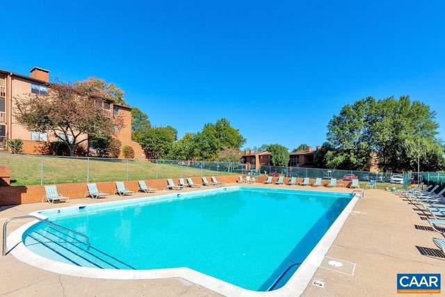 112 Turtle Creek Rd #10, CHARLOTTESVILLE, VA 22901 (MLS #616753) :: Jamie White Real Estate
