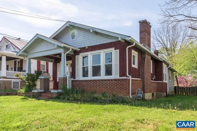 252 Lancaster Ave, STAUNTON, VA 24401 (MLS #616862) :: Real Estate III