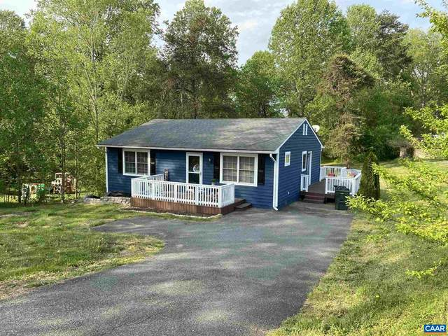 795 Matthew Mill Rd, RUCKERSVILLE, VA 22968 (MLS #616895) :: Real Estate III