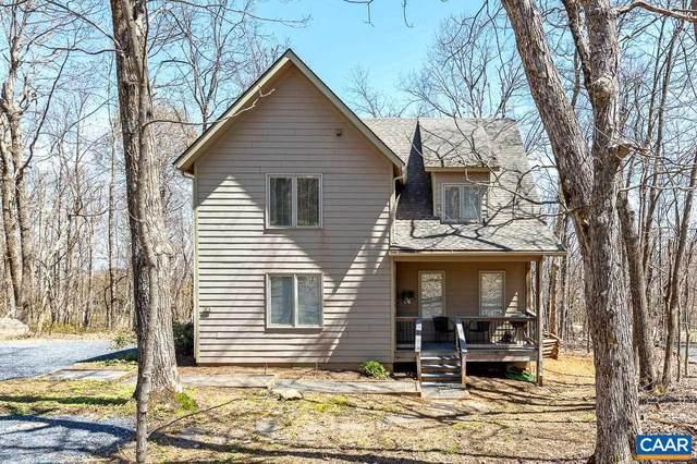 34 Hemlock Dr, Wintergreen Resort, VA 22967 (MLS #616960) :: KK Homes