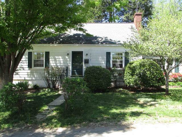773 Maple Ave, WAYNESBORO, VA 22980 (MLS #617008) :: Real Estate III