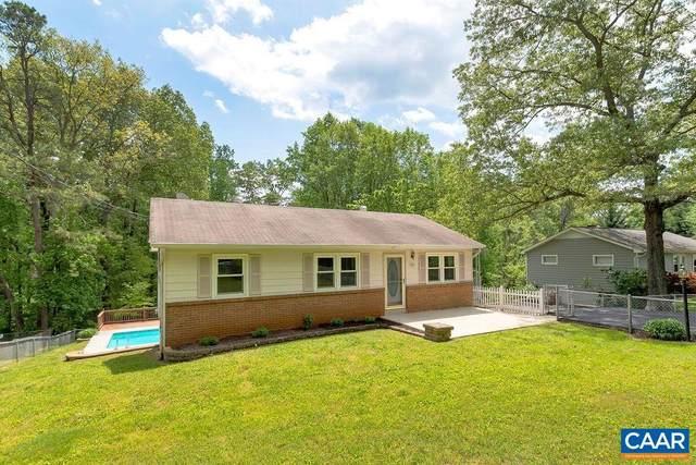 299 Windfield Cir, CHARLOTTESVILLE, VA 22902 (MLS #617052) :: Real Estate III