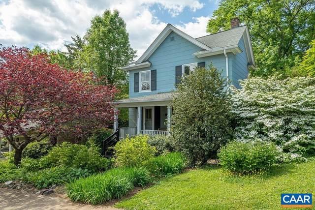 1408 Hazel St, CHARLOTTESVILLE, VA 22902 (MLS #617098) :: Jamie White Real Estate
