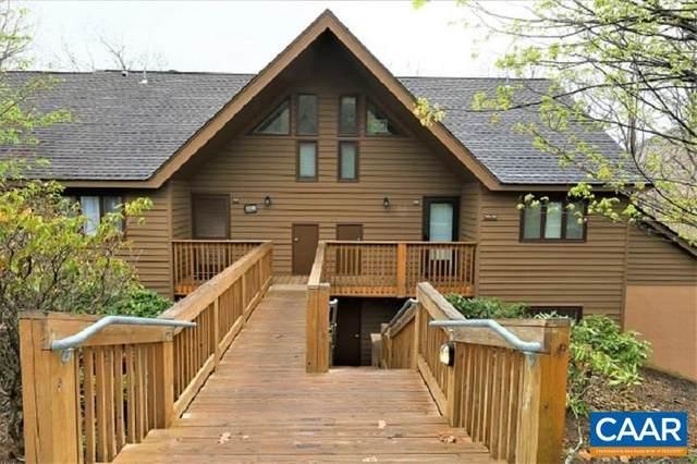 788 Laurelwood Condos, Wintergreen Resort, VA 22958 (MLS #617146) :: KK Homes