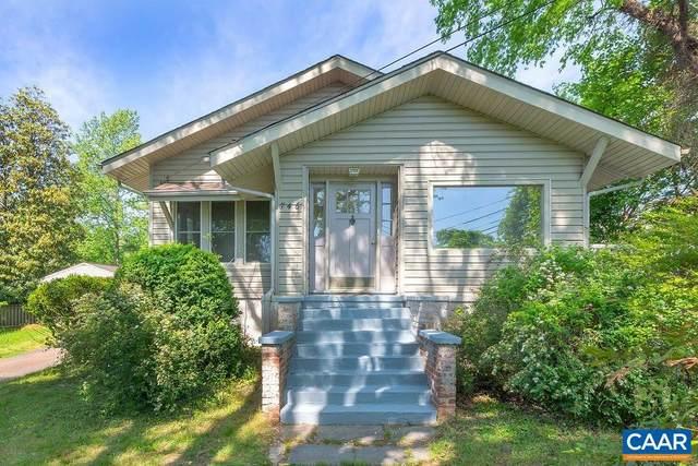 746 Rio Rd, CHARLOTTESVILLE, VA 22901 (MLS #617148) :: Real Estate III