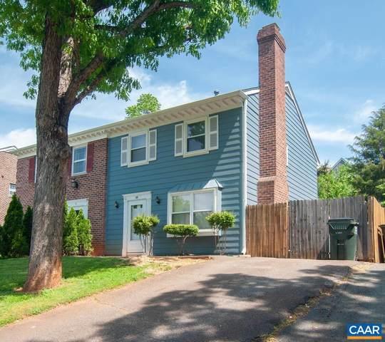 68 Court Pl, CHARLOTTESVILLE, VA 22901 (MLS #617170) :: Jamie White Real Estate