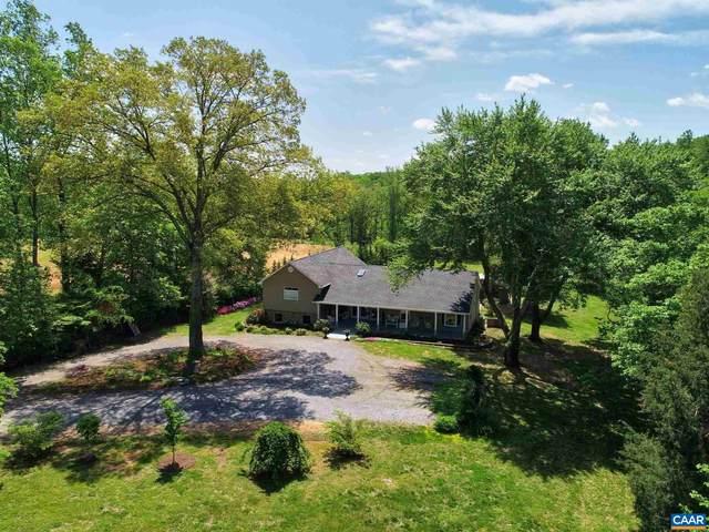 855 James River Rd, SCOTTSVILLE, VA 24590 (MLS #617199) :: Real Estate III