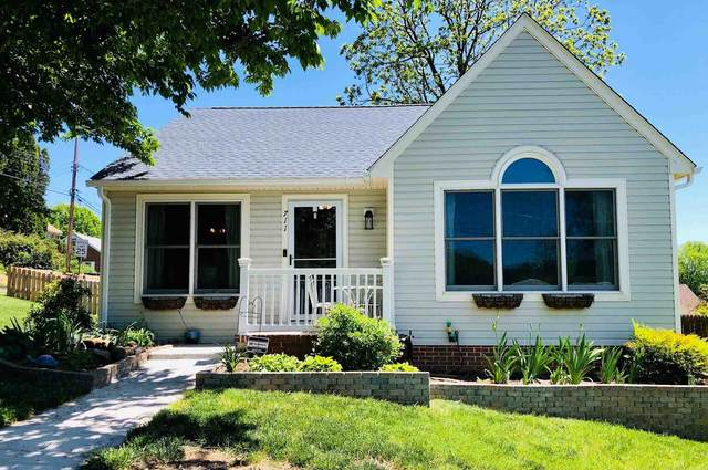 711 Randolph St, STAUNTON, VA 24401 (MLS #617294) :: KK Homes