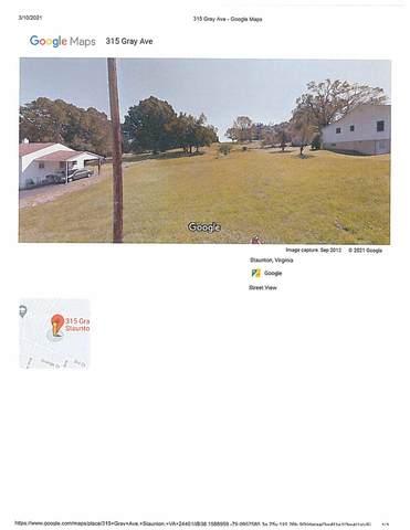 tbd315 Gray Ave, STAUNTON, VA 24401 (MLS #617303) :: Real Estate III