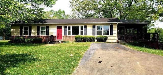 539 Lupton Rd, WOODSTOCK, VA 22664 (MLS #617306) :: Jamie White Real Estate