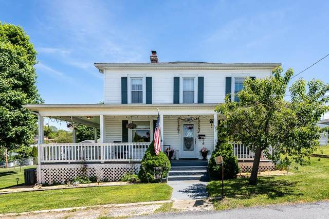 602 1ST ST, Shenandoah, VA 22849 (MLS #617307) :: KK Homes