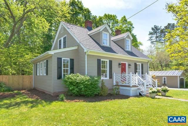 15 Poplar Ave, MINERAL, VA 23117 (MLS #617322) :: KK Homes