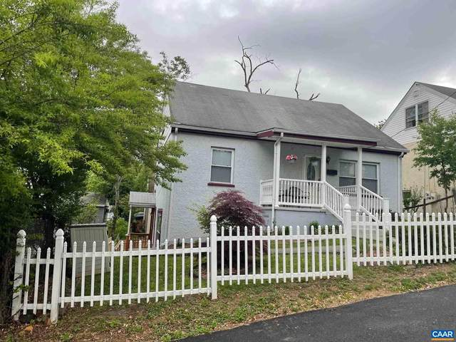 507 Rockland Ave, CHARLOTTESVILLE, VA 22902 (MLS #617355) :: Jamie White Real Estate