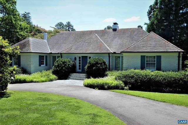 2725 Farmington Hts, CHARLOTTESVILLE, VA 22901 (MLS #617362) :: Jamie White Real Estate