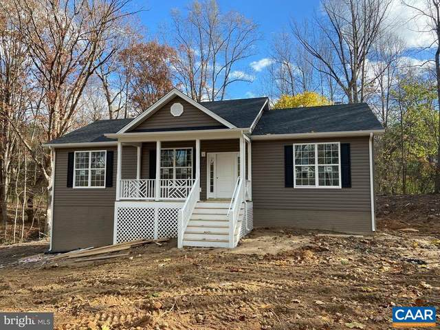 887 Hickory Creek Rd, LOUISA, VA 23093 (MLS #617386) :: Jamie White Real Estate