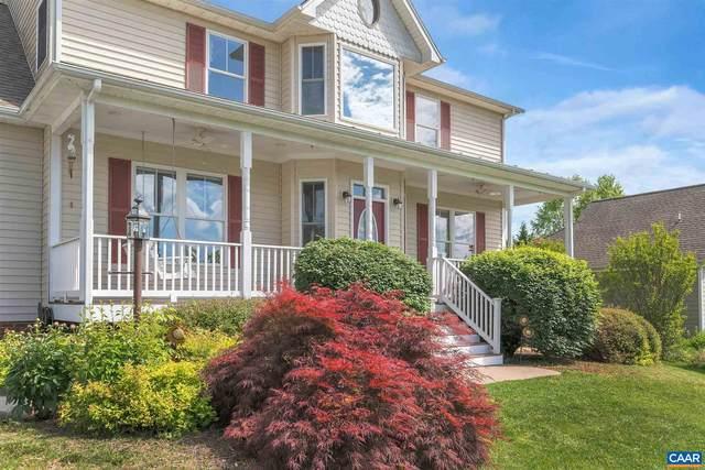 1025 Rolling Meadow Ln, Crozet, VA 22932 (MLS #617494) :: Jamie White Real Estate