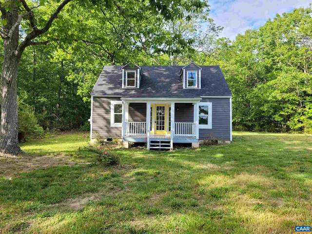 5009 Jefferson Hwy, MINERAL, VA 23117 (MLS #617567) :: Jamie White Real Estate