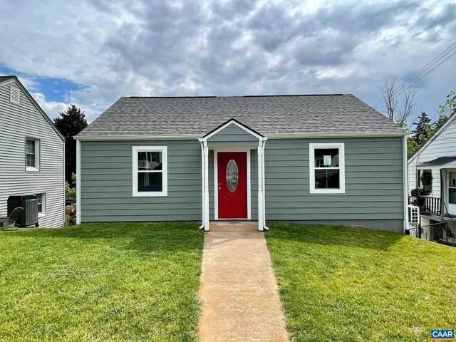 914 Altavista Ave, CHARLOTTESVILLE, VA 22902 (MLS #617569) :: Jamie White Real Estate