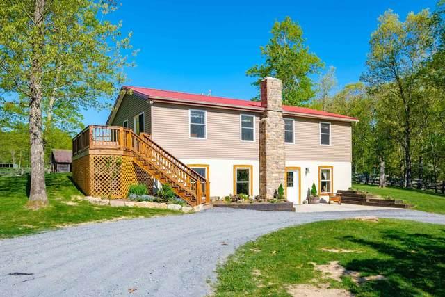 325 Saddle Ridge Rd, MCDOWELL, VA 24458 (MLS #617589) :: KK Homes