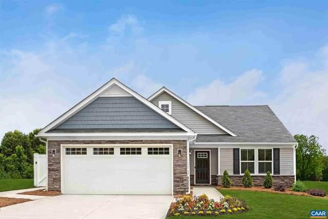 36 Village Ave, Palmyra, VA 22963 (MLS #617599) :: Real Estate III