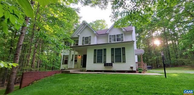 418 Fox Hollow Ln, Palmyra, VA 22963 (MLS #617616) :: Real Estate III