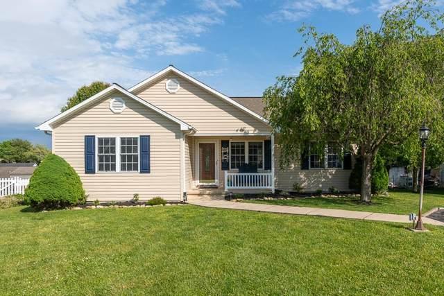 75 Sugar Mill Ln, Weyers Cave, VA 24486 (MLS #617676) :: KK Homes
