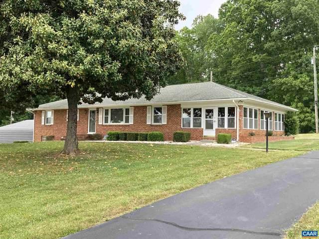 132 League Ln, Lovingston, VA 22949 (MLS #617679) :: KK Homes