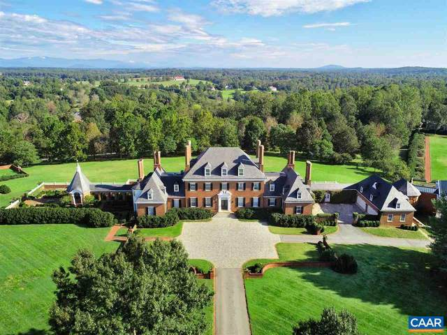 375 Farmington Dr, CHARLOTTESVILLE, VA 22901 (MLS #617686) :: Kline & Co. Real Estate