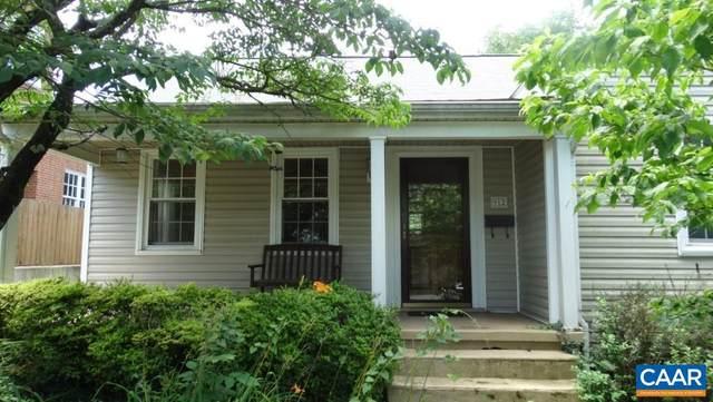 912 Belmont Ave, CHARLOTTESVILLE, VA 22902 (MLS #617690) :: KK Homes
