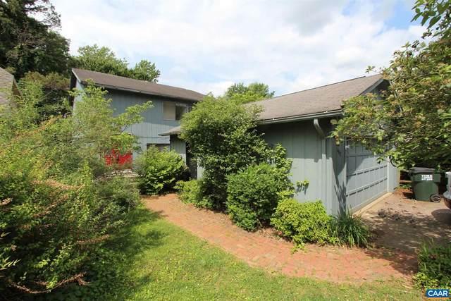 1482 Monterey Dr, CHARLOTTESVILLE, VA 22901 (MLS #617695) :: KK Homes