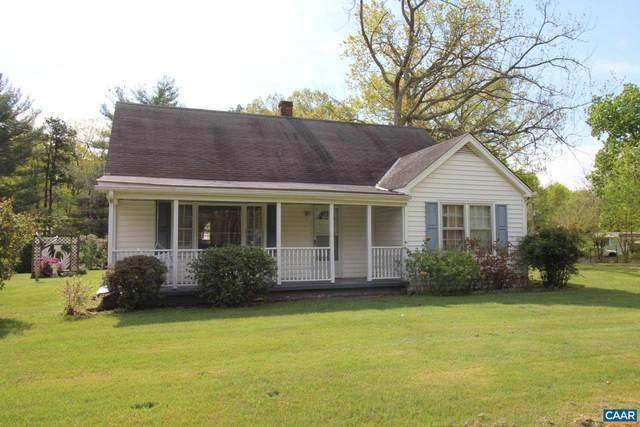 27122 N James Madison Hwy, New Canton, VA 23123 (MLS #617850) :: KK Homes