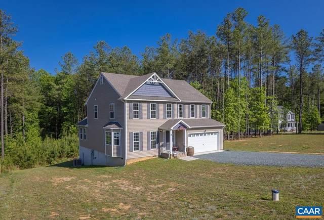 497 Cunningham Meadows Dr, Palmyra, VA 22963 (MLS #617924) :: Real Estate III