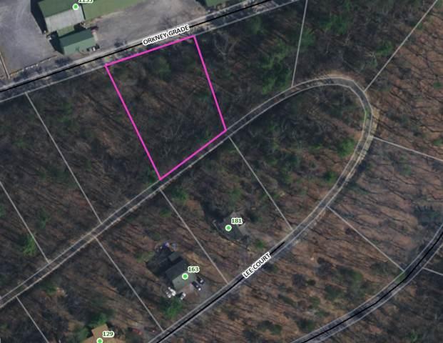 0 Lee Ct #8, Basye, VA 22810 (MLS #617962) :: Real Estate III