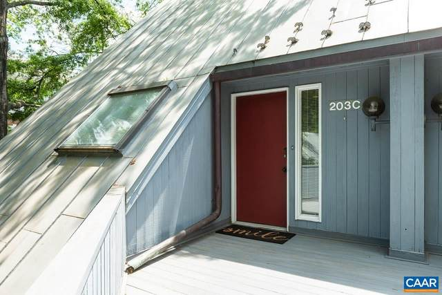 203 NW 2ND ST, CHARLOTTESVILLE, VA 22902 (MLS #618154) :: Real Estate III