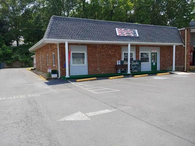 2304 W Beverley St, STAUNTON, VA 24401 (MLS #618211) :: Jamie White Real Estate