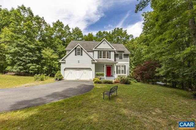 1419 Troy Rd, TROY, VA 22974 (MLS #618276) :: Real Estate III