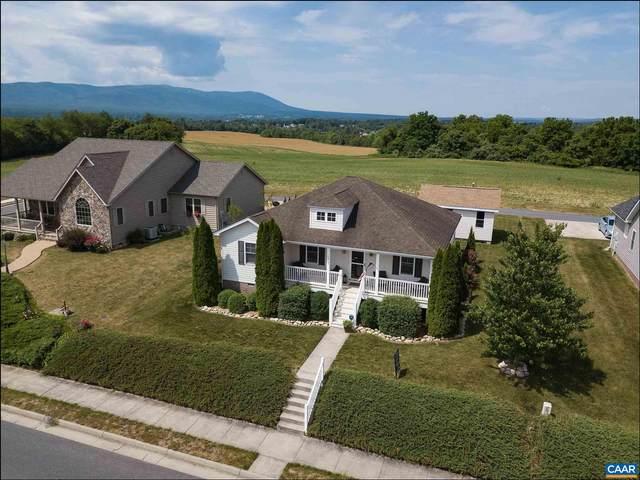 105 Stone Dr, Stuarts Draft, VA 24477 (MLS #618295) :: KK Homes