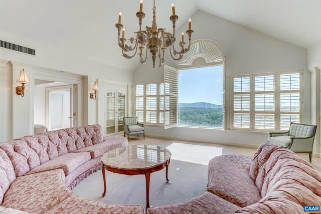 500 Crestwood Dr #1604, CHARLOTTESVILLE, VA 22903 (MLS #618334) :: Jamie White Real Estate