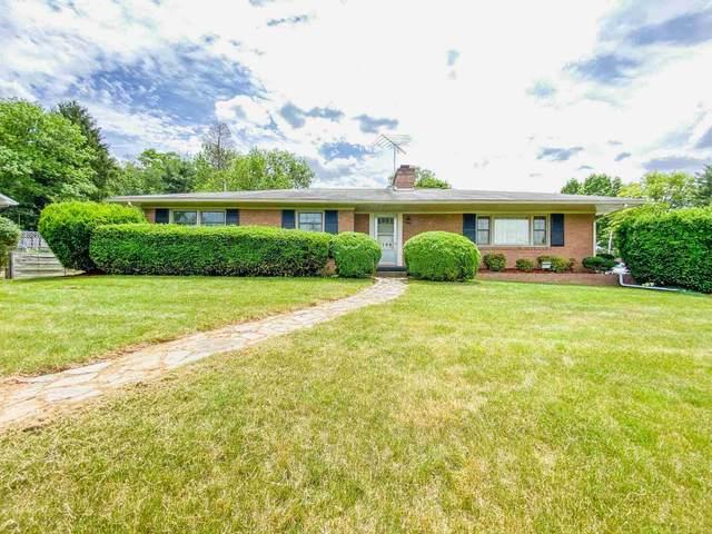 1194 Westmoreland Dr, HARRISONBURG, VA 22801 (MLS #618338) :: Jamie White Real Estate