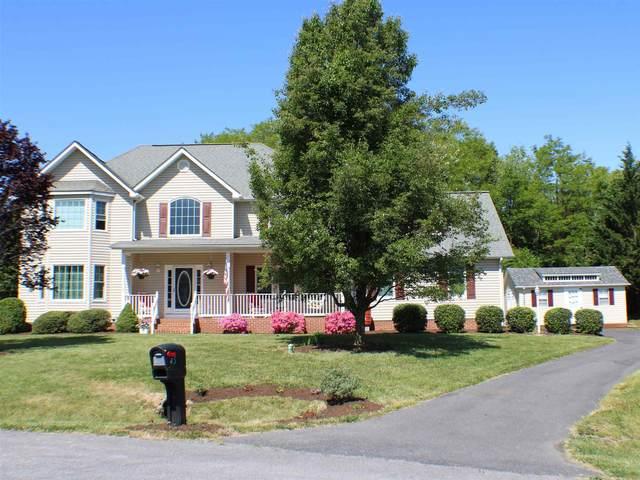 45 Beatrice Ct, Fishersville, VA 22939 (MLS #618355) :: KK Homes