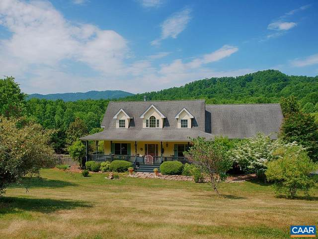 17 Lakeland Ln, Nellysford, VA 22938 (MLS #618462) :: Jamie White Real Estate