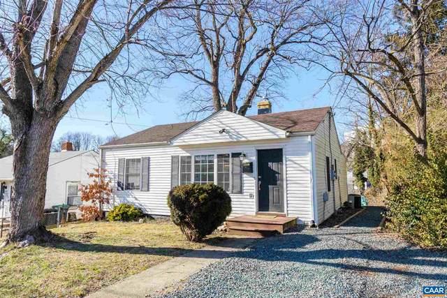 1015 Cherry Ave, CHARLOTTESVILLE, VA 22903 (MLS #618463) :: KK Homes