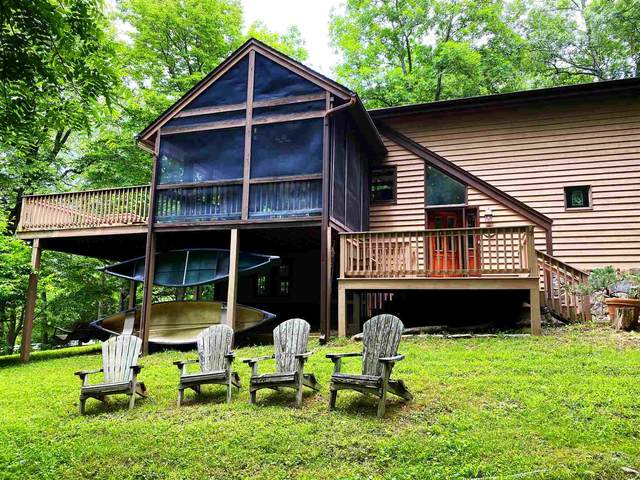 857 Rodes Valley Dr, Nellysford, VA 22958 (MLS #618522) :: Real Estate III