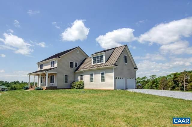 237 Horseshoe Rd, Arrington, VA 22922 (MLS #618562) :: KK Homes