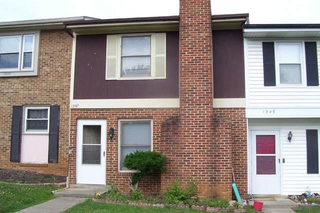 1247 Country Club Ct, HARRISONBURG, VA 22802 (MLS #618566) :: Real Estate III
