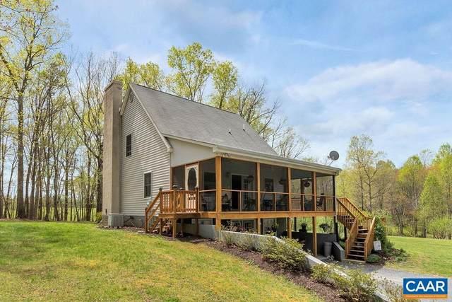 2225 Bridgeport Rd, SCOTTSVILLE, VA 24590 (MLS #618587) :: KK Homes