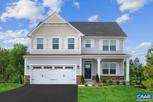 109B Sunset Dr, CHARLOTTESVILLE, VA 22911 (MLS #618632) :: Real Estate III