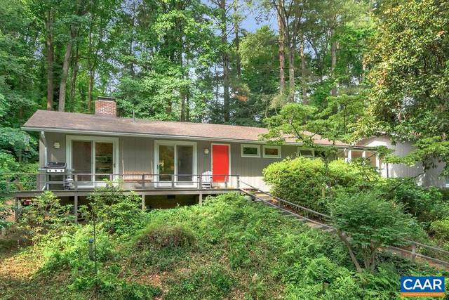 2010 Meadowbrook Rd, CHARLOTTESVILLE, VA 22903 (MLS #618636) :: Real Estate III