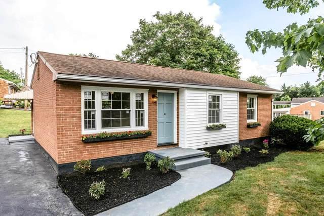 1408 Central Ave, HARRISONBURG, VA 22801 (MLS #618668) :: Real Estate III