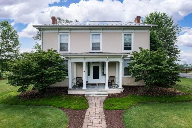 11 Pebble Hall Ln, Weyers Cave, VA 24486 (MLS #618694) :: KK Homes
